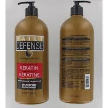 Daily Defense Keratin Enriched Shampoo 946ml