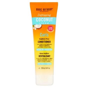 Marc Anthony Defrizzing Coconut Cream Curls Conditioner, 8.4 fl oz