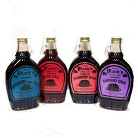 Amish Syrup (Maple, Cherry, Strawberry, Blackberry)