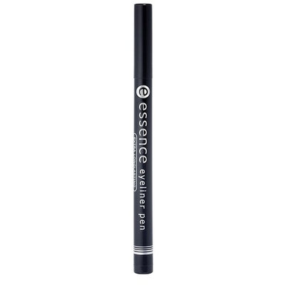 essence Eyeliner Pen Extra Long Lasting, 01 Black