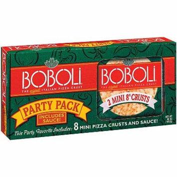Boboli Party Pack, Mini Pizza Crust Includes Sauce 8 ct. A1