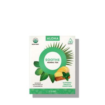 Aloha Tea, Soothe Herbal Tea, 15 Ct