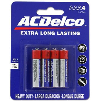 Heavy Duty 'Aaa' Batteries (Pack Of 12)