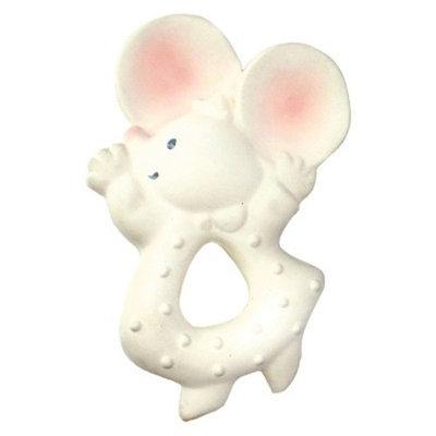 Meiya & Alvin™ Meiya the Mouse Teether - Cream