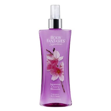 Parfums De Coeur 10028355 Fragrance Body Spray Japanese Cherry Blossom 8 oz.