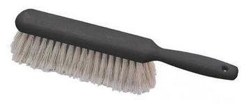 LAITNER 733 Dusting Brush, Synthetic, Gray,13 in. L