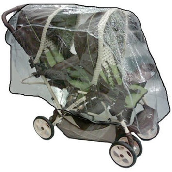 Sasha's Rain and Wind Cover for Graco DuoGlider Click Connect Stroller