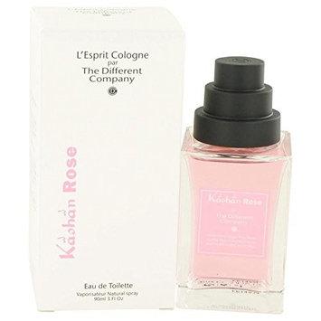 Kashan rose by The Different Company Eau De Toilette Spray 3 oz for Women - 100% Authentic