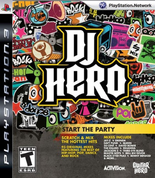 Sony DJ Hero: Start the Party (Stand Alone Software) for PS3