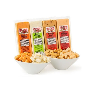 Deli Direct Cheese Blocks Set [4 Pack Sampler Pack]