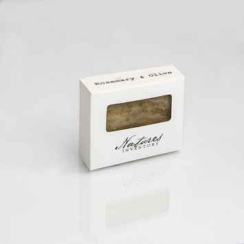 Natures Inventory Nature's Inventory All Natural Fragrant Rosemary and Olive Soap Bar