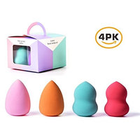 Multi-function makeup sponge beauty blender Use Damp or Dry for a Smooth make up brush fondation puff sponge puff