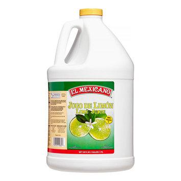 El Mexicano, Lime Juice, 1 gl