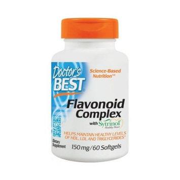 Sytrinol 150mg (Cholesterol Health) Doctors Best 60 Softgel