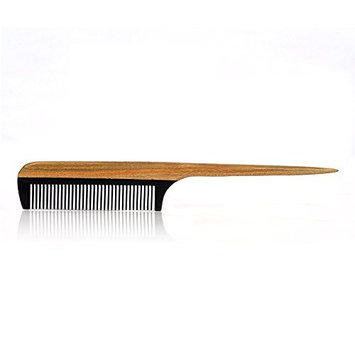 Sandalwood Hair Comb & Hand Comb With Fine Tooth Ox Horn Combs