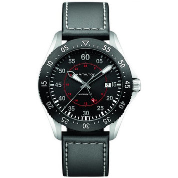 Hamilton Khaki Aviation Pilot GMT Mens Watch H76755735