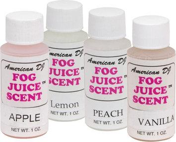 Adj American DJ F-SCENTS APPLE 1 Ounce Water-Based Fog Juice Scent For Smoke Machine