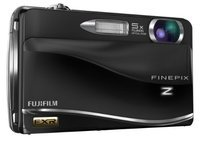 Fujifilm FinePix Z800EXR 12 Megapixel Compact Camera - 6.40mm-32mm - Black