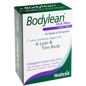 Healthaid Bodylean Cla Plus - 30 Capsules & 30 Tablets