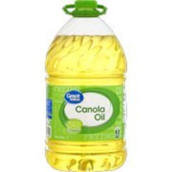 PACK OF 2 - Great Value Canola Oil, 128 oz