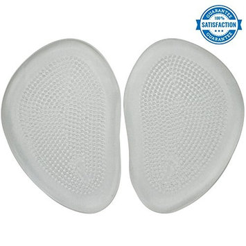 Metatarsal Pads by Envelop - Gel Foot Pad Inserts for Ball of Foot Pain - Adhesive Insoles