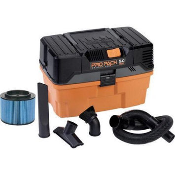 Ridgid 31663 4.5 Gallon Wet/Dry Vacuum Pro Pack (WD4550)