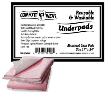 Maxiaids Reusable Underpads - 17x24-in -One Pad