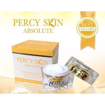 Percy Skin Absolute Mask 20 g. Enhances the Radiance of Your Skin by LITTEL BEE 2017