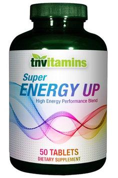 Tnvitamins Energy UP Formula - 50 Tablets
