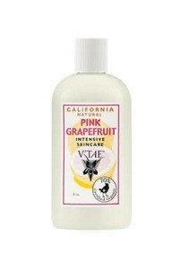 California Natural Pink Grapefruit Intensive Skincare V'TAE Parfum and Body Care 8 oz Lotion