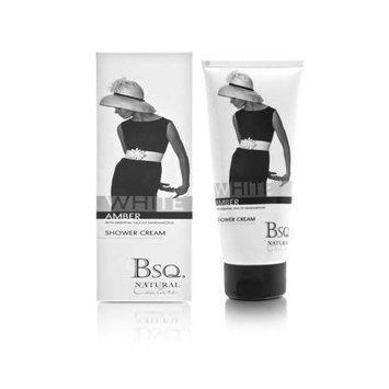 Bsq. Natural Couture White Amber 6.7 oz Shower Cream