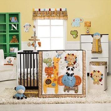 kidslinea ¢ Bubble Festival 4-Piece Crib Bedding Set