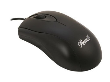 Rosewill RM-P2U Wired Optical Mouse - Retail