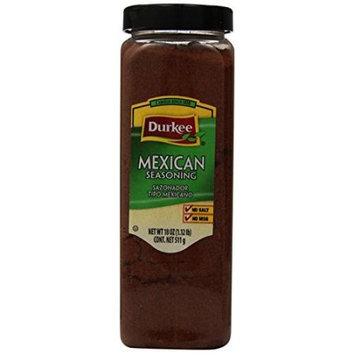 Durkee Mexican Seasoning, 18 Oz