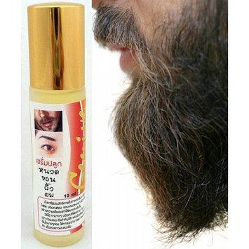 BEARD FACIAL HAIR GROWTH Growth Eyebrow Growth SERUM 10ml Natural by Genive