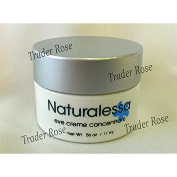 Naturalessa Eye Crème Concentrate .66 oz- Made in the USA
