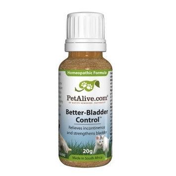 Pet Alive Better-Bladder Control, Granules