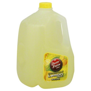 Dairy Fresh Lemon Fruit Drink, 1 gal