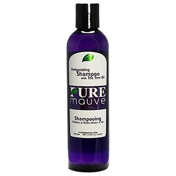 Pure Mauve Tea Tree Shampoo Natural Lice Prevention