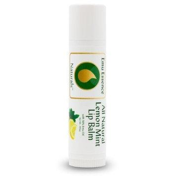 Emu Essence Natural Lemon Mint Lip Balm with Emu Oil by Emu Essence