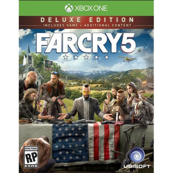 Ubi Soft Far Cry 5 Deluxe Edition - Xbox One