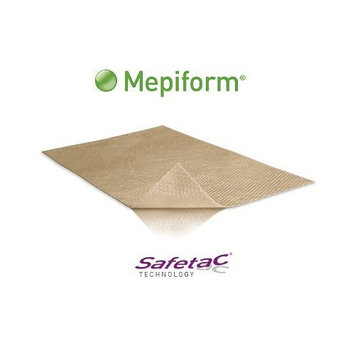 Mepiform 2 x 3 in./Box of 5
