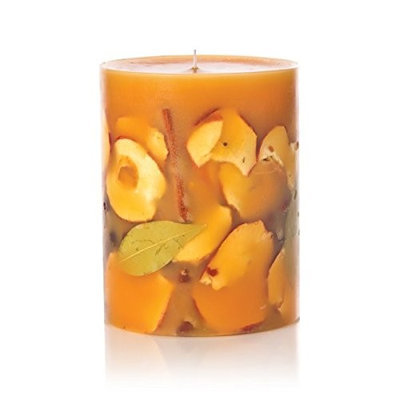 Rosy Rings Big Round Candle, 9.5