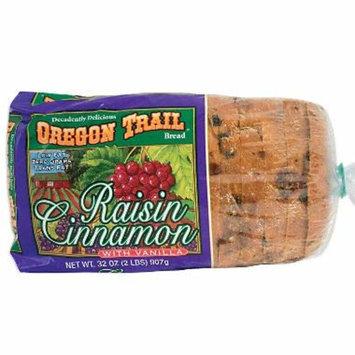 Oregon Trail Bread, Raisin Cinnamon w/Vanilla 32 oz. A1