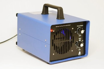 Atlas Air Purifier Atlas 859456002744 600HO3UV Powerful Commercial Ozonator with UV light and filter