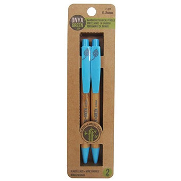 Frontier Natural Foods Frontier Natural Products 227818 Mechanical Pencils - Bamboo & Recycled Plastic