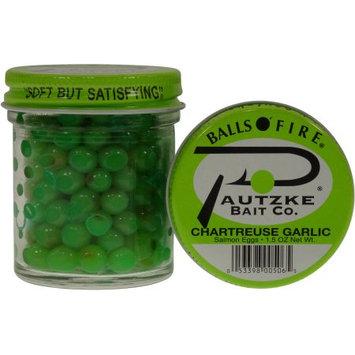 Pautzke 1.5 Oz Chartrues Garlic Salmon Eggs