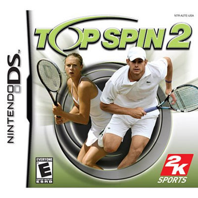 Top Spin 2 - [Nintendo DS] - Used