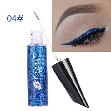 AutumnFall Professional Long Lasting Liquid Eyeliner Eye Liner Shimmer Eyeshadow (G