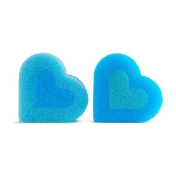 Munchkin 2pk Suds Up Cleaning Sponge Refills - Blue